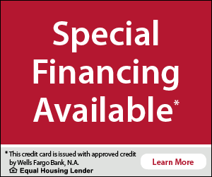 Image of Wells Fargo Financing